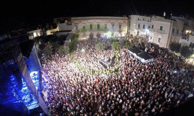 LOCUS FESTIVAL: domani ultimo live in piazza a Locorotondo (BA) con lo show di FLOATING POINTS 72 LOCUS FESTIVAL: domani ultimo live in piazza a Locorotondo (BA) con lo show di FLOATING POINTS