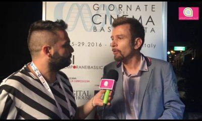 """Claudio Guerrini: """"Le giornate del Cinema in Basilicata, un evento interessante"""" 74 Claudio Guerrini: """"Le giornate del Cinema in Basilicata, un evento interessante"""""""
