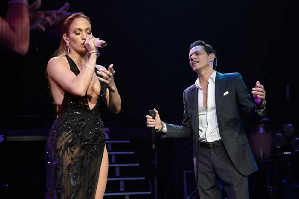 Jennifer Lopez torna da Marc Anthony dopo la separazione dal toy-boy