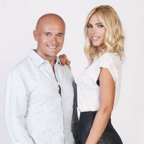 Grande Fratello Vip: i conduttori Alfonso Signorini e Ilary Blasi
