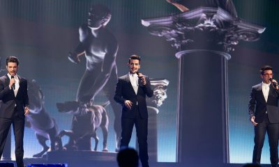 La Novak Djokovic Foundation ospita Il Volo 50 La Novak Djokovic Foundation ospita Il Volo