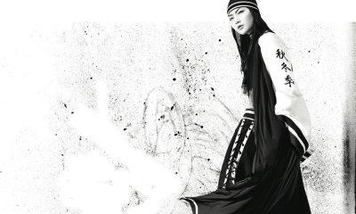 Rihanna e Puma reinterpretano la street culture giapponese 34 Rihanna e Puma reinterpretano la street culture giapponese
