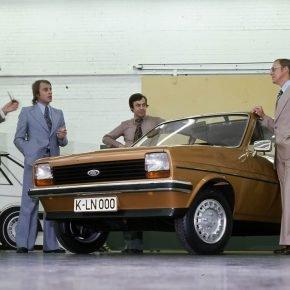 La Ford Fiesta compie 40 anni (Fotogallery) 40 La Ford Fiesta compie 40 anni (Fotogallery)