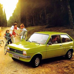 La Ford Fiesta compie 40 anni (Fotogallery) 36 La Ford Fiesta compie 40 anni (Fotogallery)