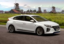 La nuova Hyundai Ioniq Hybrid