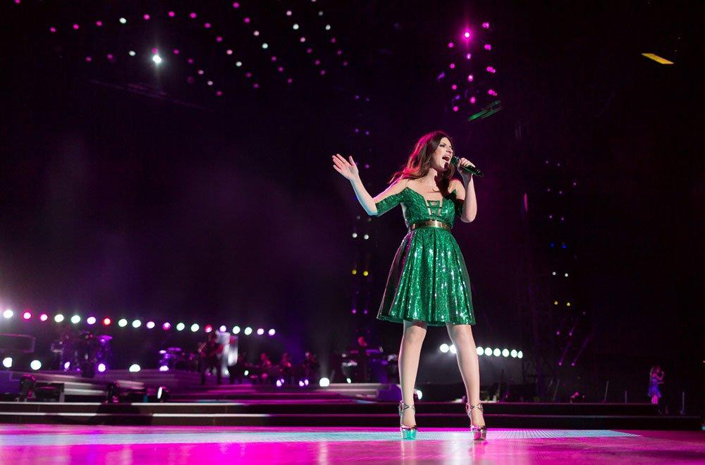 Laura Pasini apre la stagione de #igrandiconcerti di Canale 5 34 Laura Pasini apre la stagione de #igrandiconcerti di Canale 5