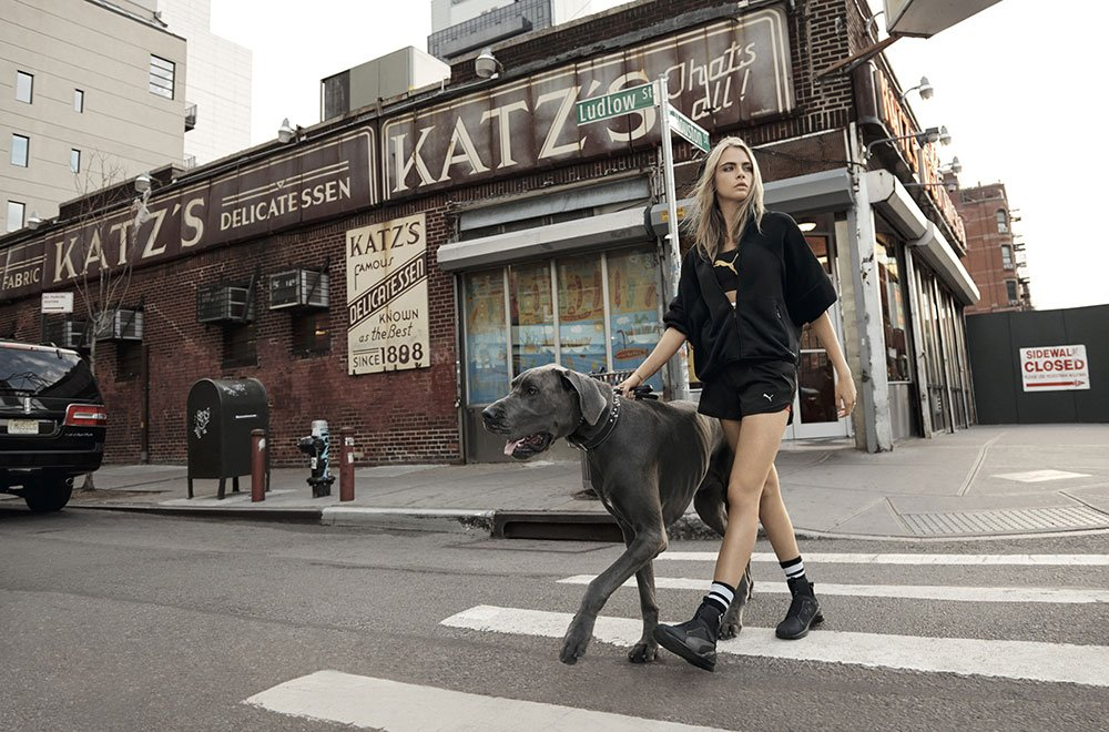 Cara Delevingne - Do You - Puma
