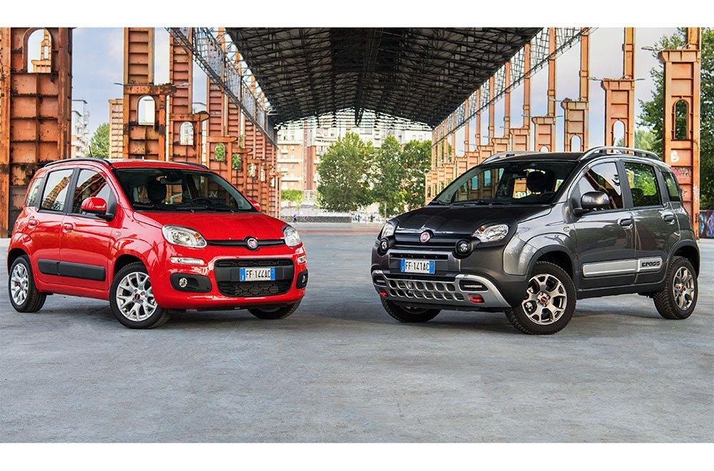 Noleggio a lungo termine privati, la Fiat Panda