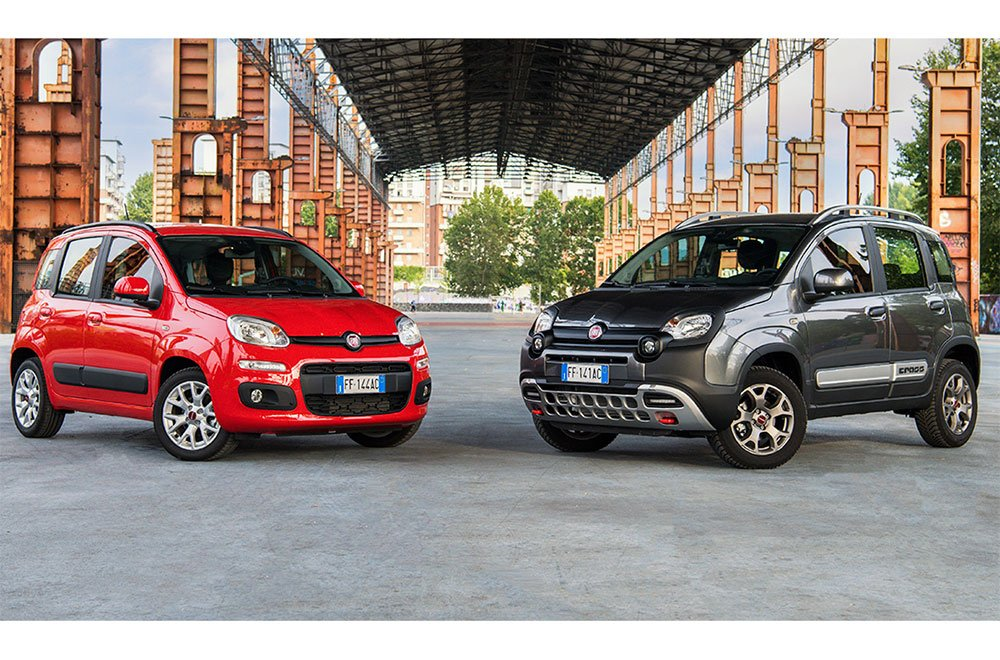 Fiat Panda 2017, arriva lo Uconnect