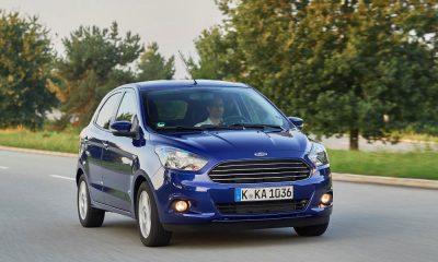 Le caratteristiche della nuova Ford KA+ 30 Le caratteristiche della nuova Ford KA+