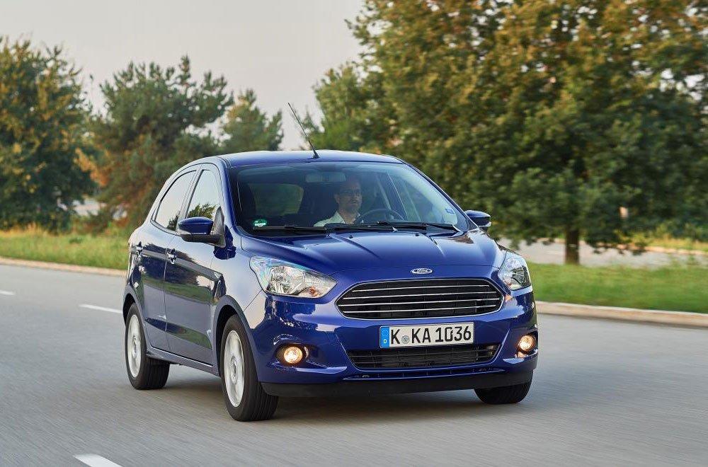 Le caratteristiche della nuova Ford KA+ 12 Le caratteristiche della nuova Ford KA+