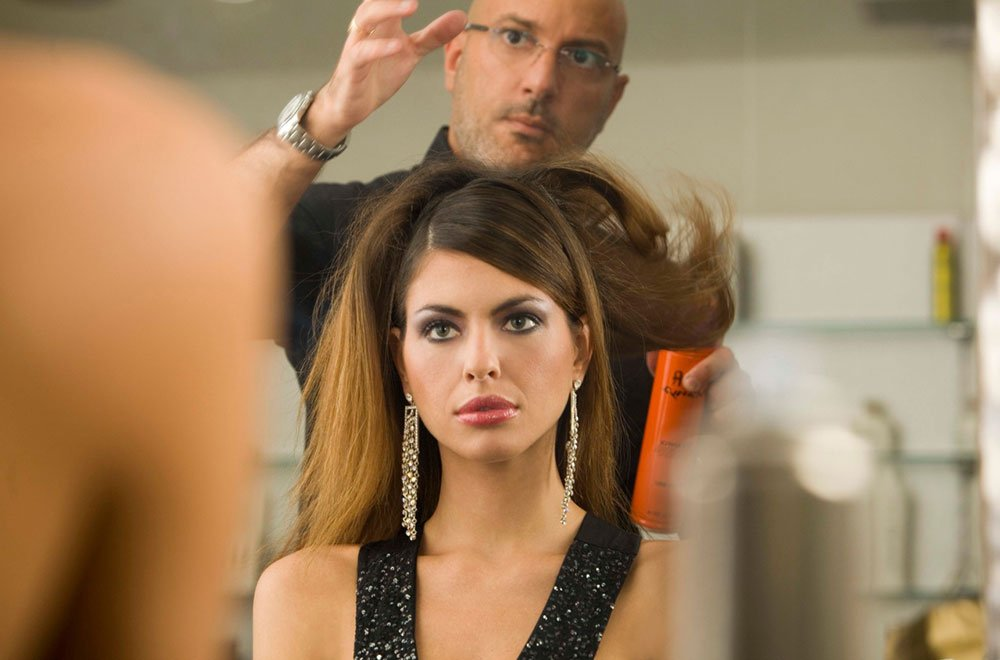 Roberto Carminati: la cotonatura dei capelli 28 Roberto Carminati: la cotonatura dei capelli