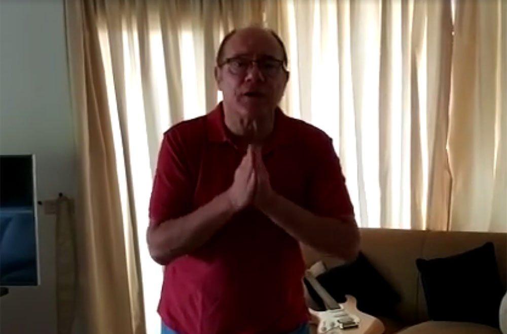 Gli auguri di Carlo Verdone a Francesco Totti
