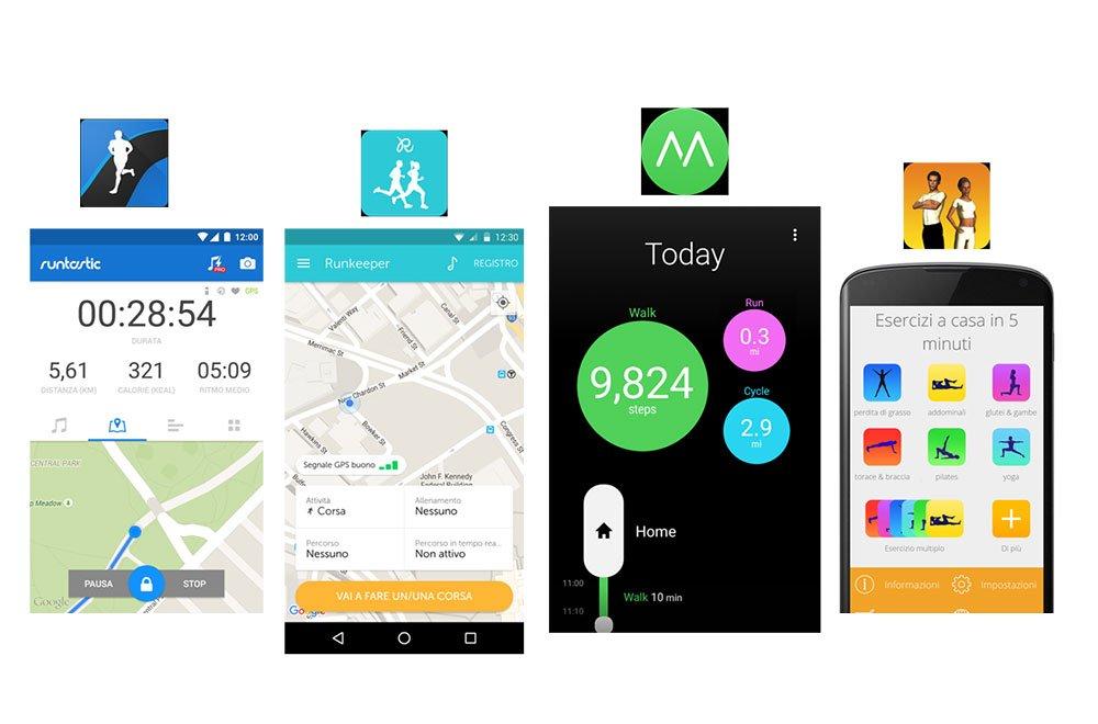 le migliori app per perdere peso 2020