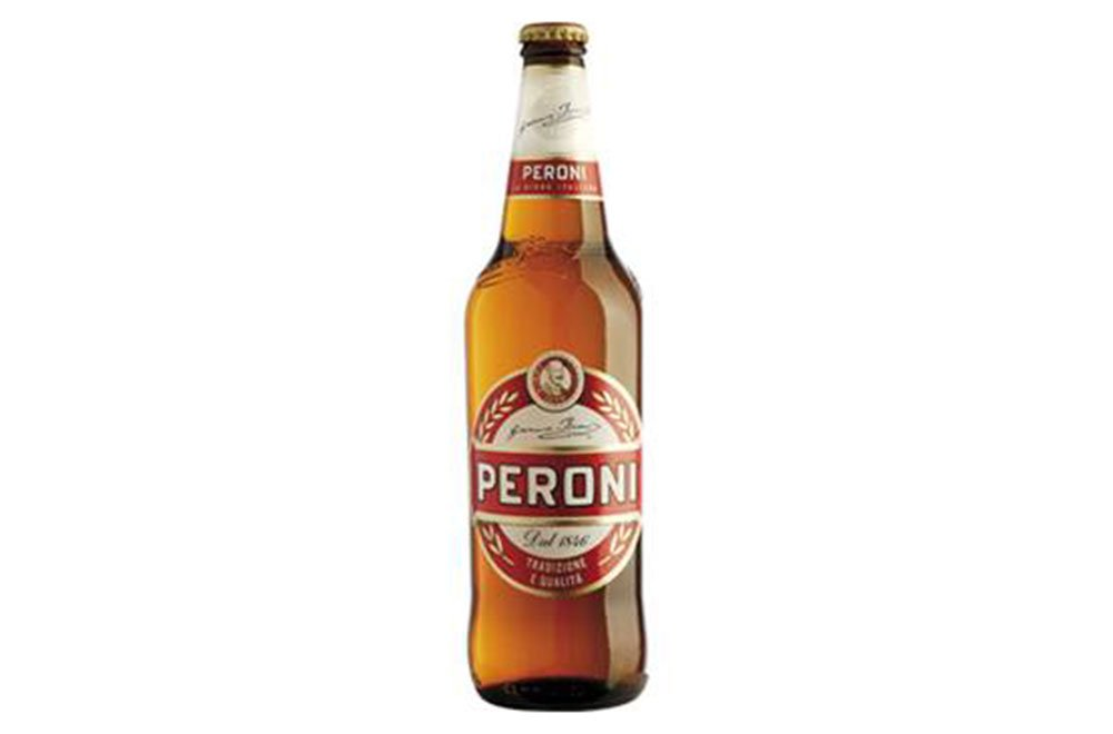 La birra Peroni diventa giapponese