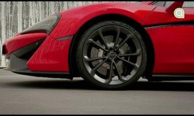 McLaren 540C: il video del test drive 25 McLaren 540C: il video del test drive