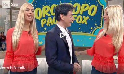 Mezzogiorno in Famiglia: per Paolo Fox lo Scorpione è il segno della settimana 38 Mezzogiorno in Famiglia: per Paolo Fox lo Scorpione è il segno della settimana