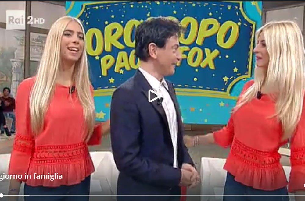 Mezzogiorno in Famiglia: per Paolo Fox lo Scorpione è il segno della settimana 32 Mezzogiorno in Famiglia: per Paolo Fox lo Scorpione è il segno della settimana