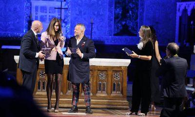 """Premio """"Roma Fashion 2016"""", Janet De Nardis premiata per aver portato la Moda in Tv 58 Premio """"Roma Fashion 2016"""", Janet De Nardis premiata per aver portato la Moda in Tv"""