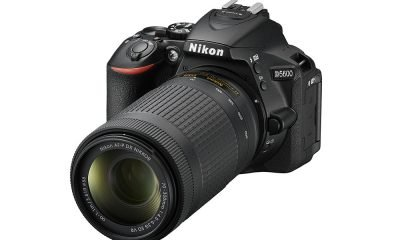 La nuova Nikon D5600. Le caratteristiche della reflex 34 La nuova Nikon D5600. Le caratteristiche della reflex
