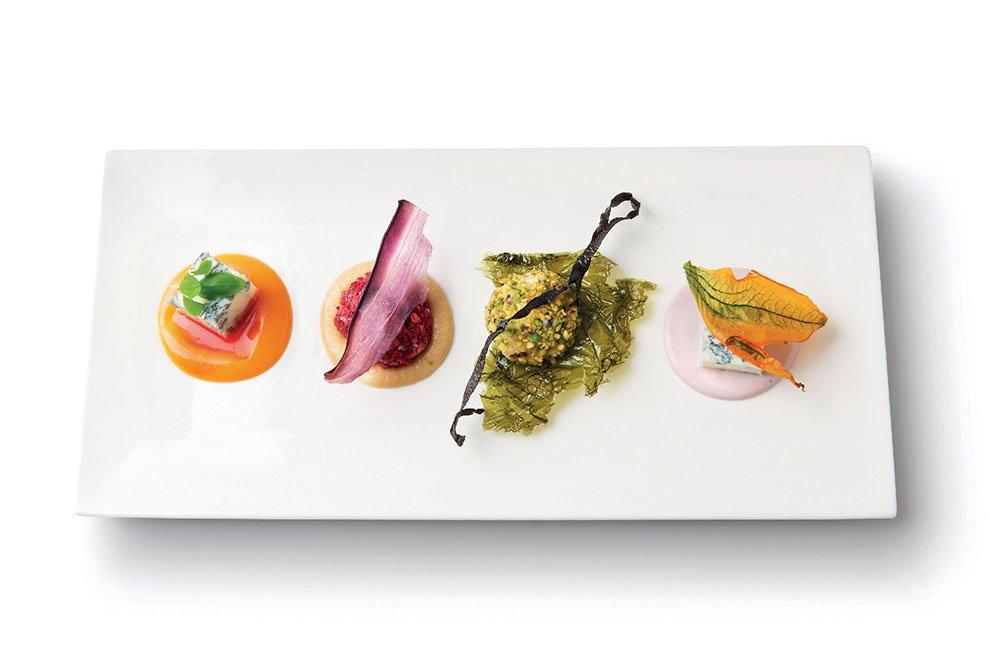 Praline di Gorgonzola Dop: la ricetta dello chef Cannavacciuolo 7 Praline di Gorgonzola Dop: la ricetta dello chef Cannavacciuolo