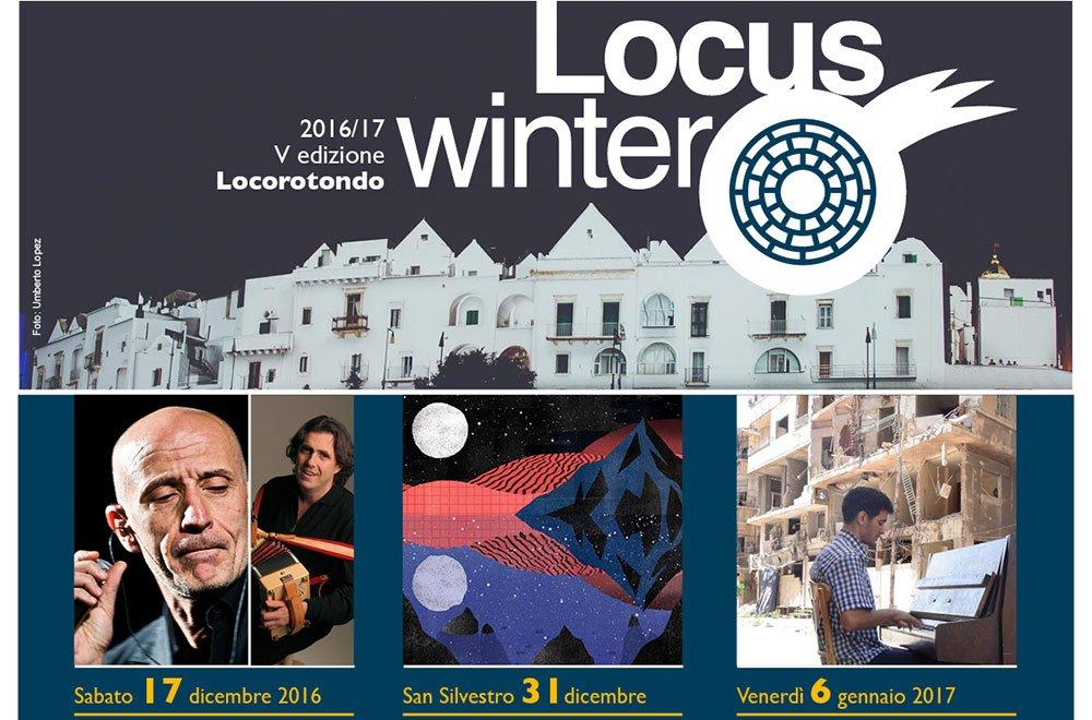 Locus Winter: due eventi nelle chiese di Locorotondo 6 Locus Winter: due eventi nelle chiese di Locorotondo