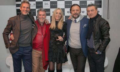 ALVIERO MARTINI: numerose celebrities insieme per il Made in Italy 26 ALVIERO MARTINI: numerose celebrities insieme per il Made in Italy