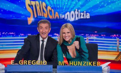 Michelle Hunziker torna a Striscia la Notizia 26 Michelle Hunziker torna a Striscia la Notizia