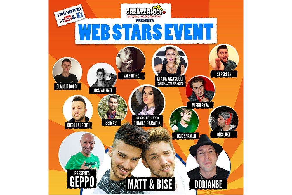 Compleanno Di Luca Valenti.Arriva A Roma La Festa Delle Web Star Piu Famose D Italia Life