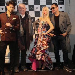 ALVIERO MARTINI: numerose celebrities insieme per il Made in Italy 8 ALVIERO MARTINI: numerose celebrities insieme per il Made in Italy