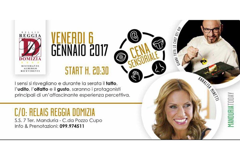 Sapori D'Italia, il nuovo show sensoriale di Annalisa Minetti 16 Sapori D'Italia, il nuovo show sensoriale di Annalisa Minetti