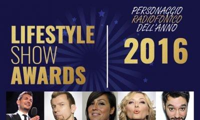 LifestyleShowAwards: Personaggio radiofonico dell'anno, ecco i finalisti 18 LifestyleShowAwards: Personaggio radiofonico dell'anno, ecco i finalisti