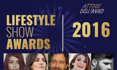 Lifestyle Show Awards, vota l'Attore dell'anno 14 Lifestyle Show Awards, vota l'Attore dell'anno