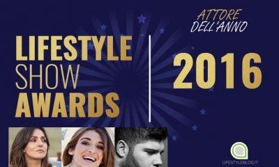 Attore dell'anno: finale LifestyleShowAwards 2016 24 Attore dell'anno: finale LifestyleShowAwards 2016
