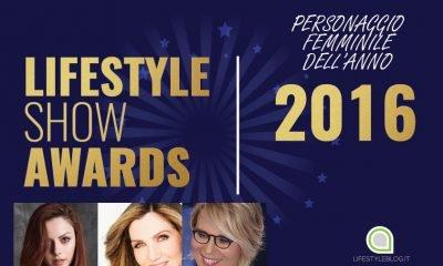 Personaggio femminile dell'anno: Finale LifestyleShowAwards 2016 30 Personaggio femminile dell'anno: Finale LifestyleShowAwards 2016