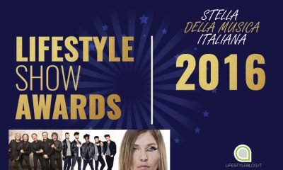 Stella della musica italiana: Finale LifestyleShowAwards 22 Stella della musica italiana: Finale LifestyleShowAwards