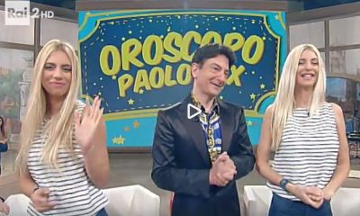L'oroscopo di Paolo Fox (20 - 25 novembre 2017) 38 L'oroscopo di Paolo Fox (20 - 25 novembre 2017)