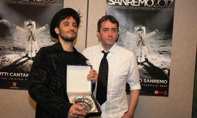 Sanremo, a Moro e Maldestro il Premio Lunezia 14 Sanremo, a Moro e Maldestro il Premio Lunezia