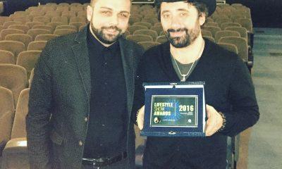 Consegnato il primo Lifestyle Show Award a Federico Zampaglione 16 Consegnato il primo Lifestyle Show Award a Federico Zampaglione