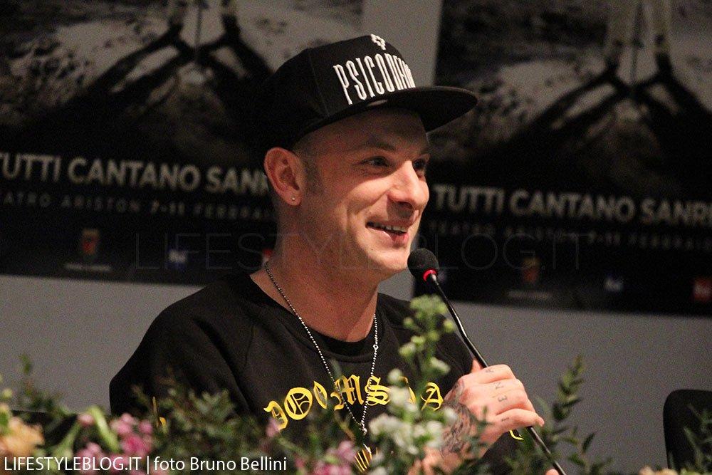 """IMG 6995 - Clementino: """"Ho un tatuaggio di Pino Daniele sulla schiena"""""""