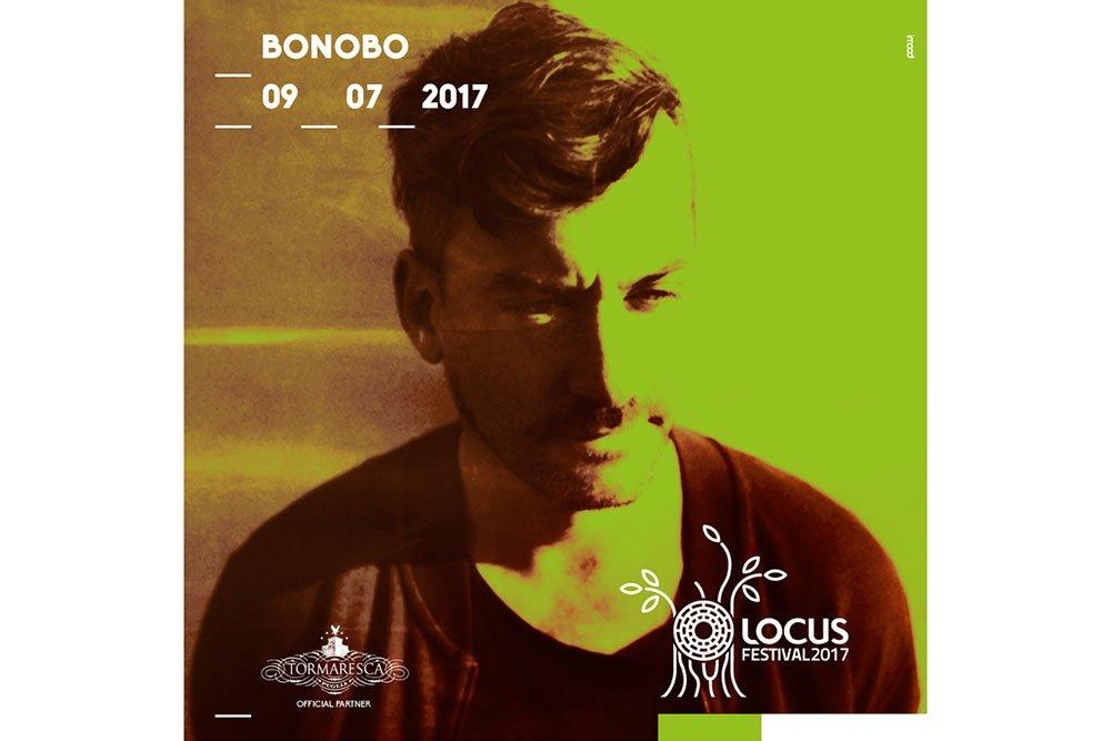 LOCUS FESTIVAL, annunciati due nuovi nomi internazionali: BONOBO e YUSSEF KAMAAL 34 LOCUS FESTIVAL, annunciati due nuovi nomi internazionali: BONOBO e YUSSEF KAMAAL