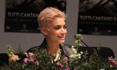 Terza serata del Festival: promosse Turci, Elodie e Comello 8 Terza serata del Festival: promosse Turci, Elodie e Comello