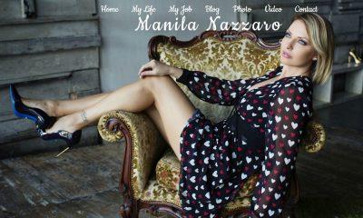 Nuovo sito web per Manila Nazzaro 54 Nuovo sito web per Manila Nazzaro
