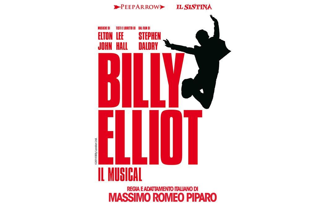 BILLY ELLIOT Locandina - Billy Elliot: continua in Puglia il  dello spettacolo