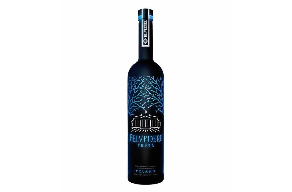 Midnight Saber, la bottiglia di vodka luminosa 5 Midnight Saber, la bottiglia di vodka luminosa