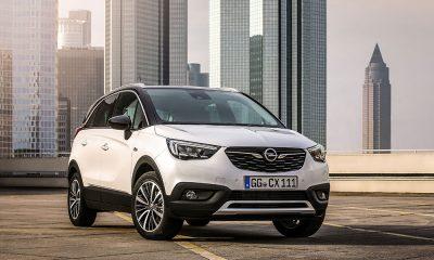 Il nuovo Opel Crossland X, il crossover di tendenza 23 Il nuovo Opel Crossland X, il crossover di tendenza