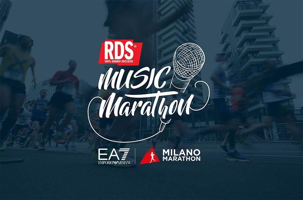 Arriva la RDS Music Marathon 7 Arriva la RDS Music Marathon