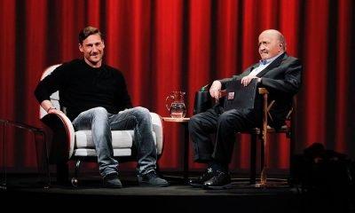 L'Intervista di Maurizio Costanzo chiude il 23 marzo con Francesco Totti 21 L'Intervista di Maurizio Costanzo chiude il 23 marzo con Francesco Totti