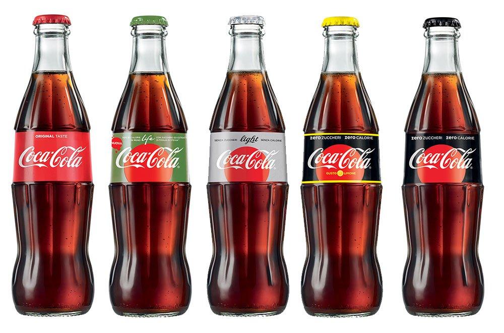Ha inizio la nuova era Coca-Cola 7 Ha inizio la nuova era Coca-Cola