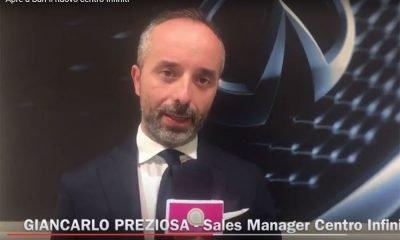 Apre a Bari il nuovo centro Infiniti (VIDEO) 48 Apre a Bari il nuovo centro Infiniti (VIDEO)